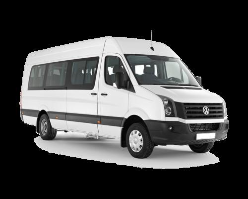 Minibus 16 passengers